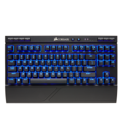 Corsair K63 Cherry MX Red Wireless Led Azul