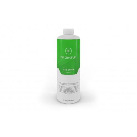 EKWB EK-CryoFuel Premix Verde Ácido UV 1000ml