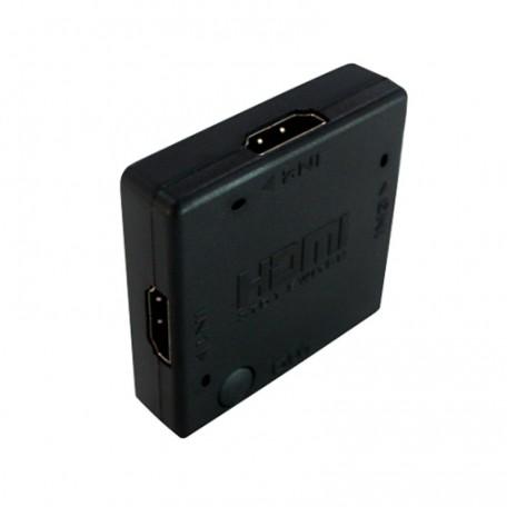 Adaptador HDMI 3 Puertos 4K