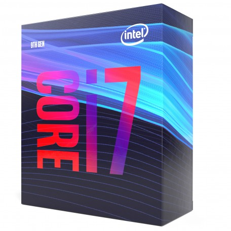 Intel Core i7 9700 3,0Ghz