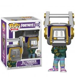 Figura POP Fortnite DJ Yonder