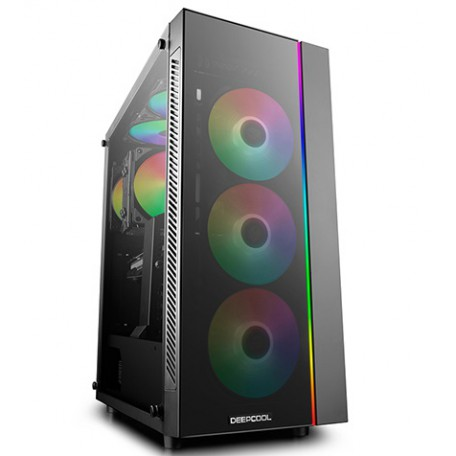 DeepCool Matrexx 55 ARGB Tempered Glass