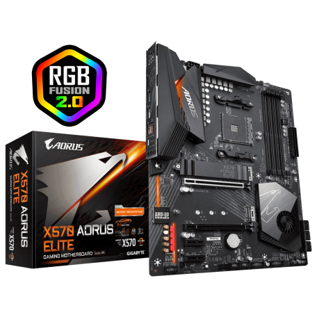 Gigabyte AORUS X570 Elite Gaming