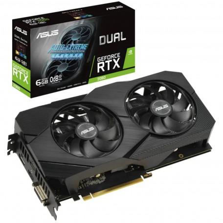 Asus Dual GeForce RTX 2060 EVO 6GB GDDR6