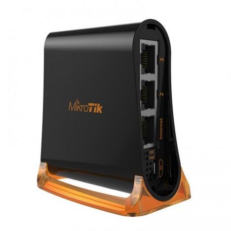 MikroTik RB931-2nD hAP Mini 3x10/100 2.4GHz L4