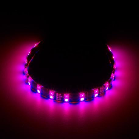 CableMod WideBeam Hybrid 30 Leds RGB UV 30cm