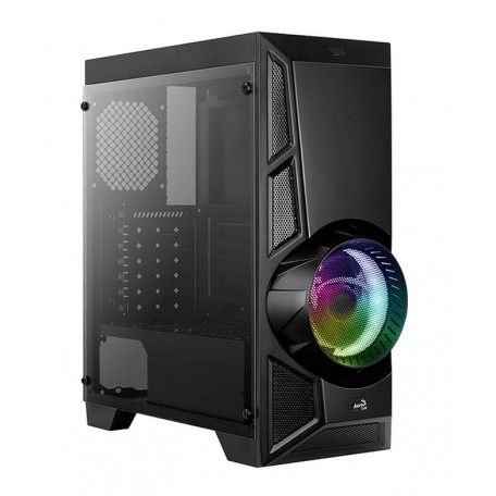 Aerocool AeroEngine RGB Tempered Glass