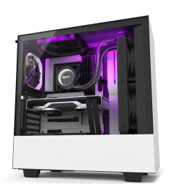 NZXT H510i Blanco Mate