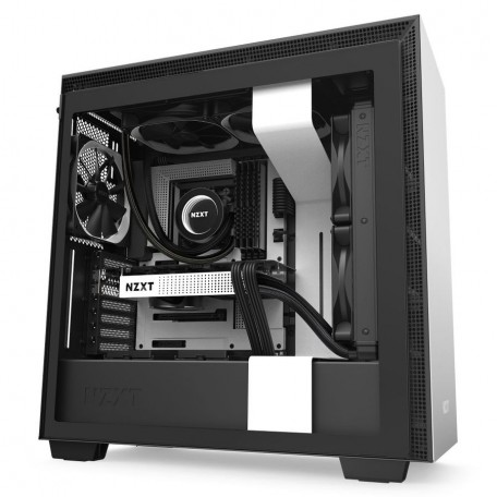NZXT H710 Blanco Mate
