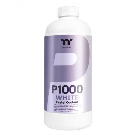Thermaltake P1000 Pastel Blanco 1Ltr