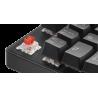 Mars Gaming MKXTKL Switch Red