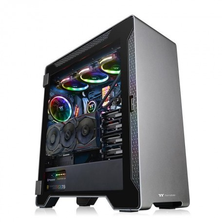 Thermaltake A500 Aluminum Tempered Glass ATX