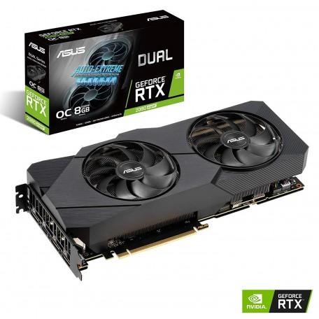 Asus Dual GeForce RTX 2080 SUPER EVO 8GB GDDR6