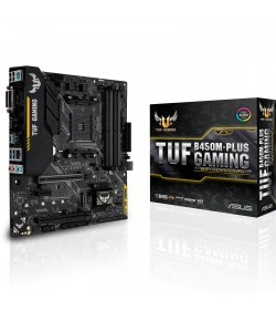 Asus TUF B450M-Plus Gaming M-ATX