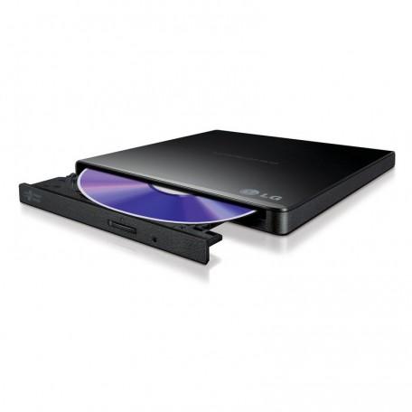 LG GP57EB40 Ultra Slim DVD USB Negra
