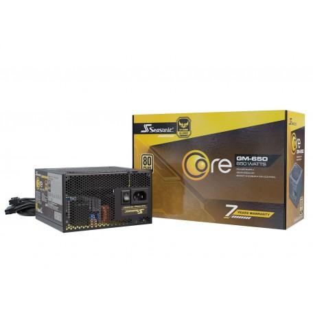 Seasonic Core GC 650W 80+ Gold