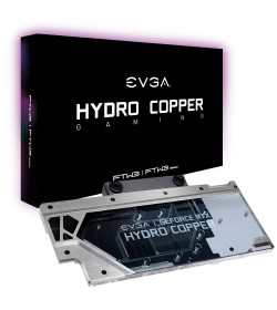 EVGA Hydro Copper RGB 2080/2070/SUPER Bloque GPU