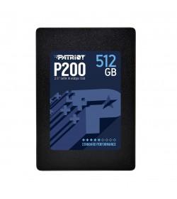 Patriot P200 512 GB SSD