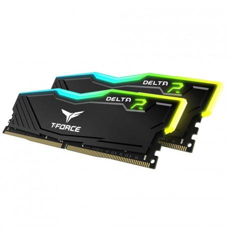 Team Group Delta RGB White DDR4 3200 16GB 2x8 CL16