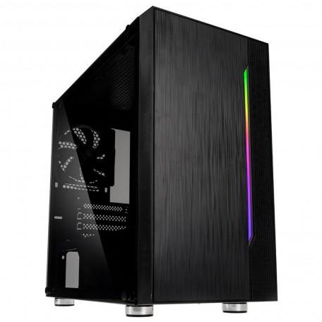 Kolink Inspire K6 RGB Tempered Glass M-ATX