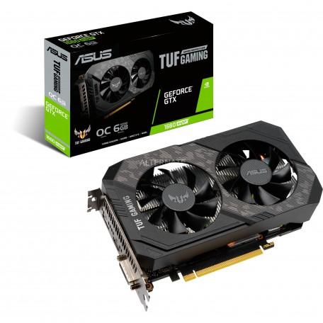 Asus TUF Gaming GeForce GTX 1660 SUPER OC Edition 6GB GDDR6