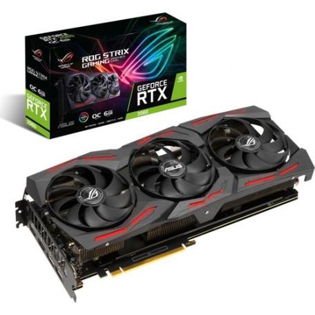 Asus ROG Strix GeForce RTX 2060 EVO OC Edition 6GB GDDR6