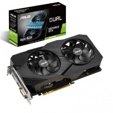 Asus Dual GeForce GTX 1660 SUPER EVO 6GB GDDR6