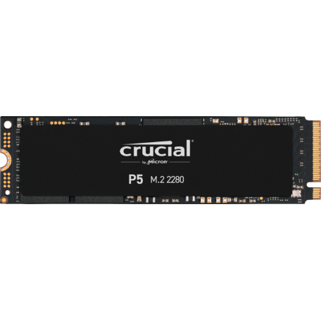 Crucial P5 500GB SSD M.2 NVMe PCIe