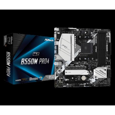 Asrock B550M Pro4
