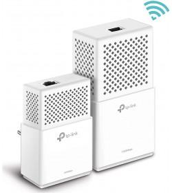 TP-Link TL-WPA7510 KIT PLC Gigabit AV1000 Wi-Fi AC