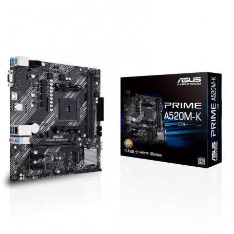 Asus Prime A520M-K M-ATX