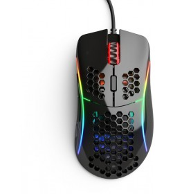 Glorious Model D Negro Gaming Mouse