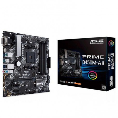 Asus Prime B450M-A II M-ATX