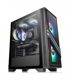 Thermaltake Versa T35 RGB Tempered Glass