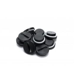 EKWB EK-Plug G1/4 Negro Tapón Pack 10