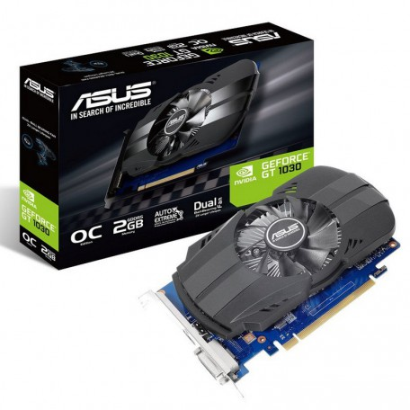 Asus GeForce GT 1030 Phoenix OC 2GB GDDR5