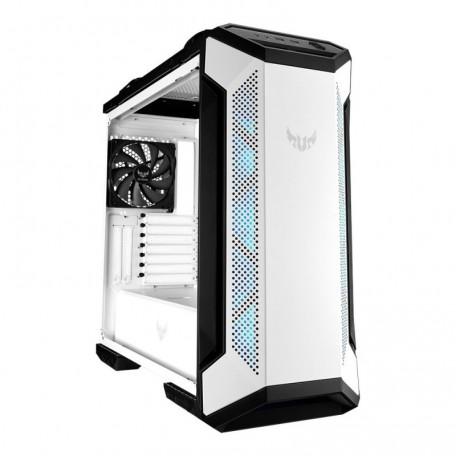 Asus TUF Gaming GT501 RGB Cristal Templado E-ATX Blanco