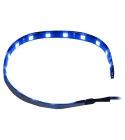 Silverstone LS01W. Cinta 15 Leds Azul 30cm